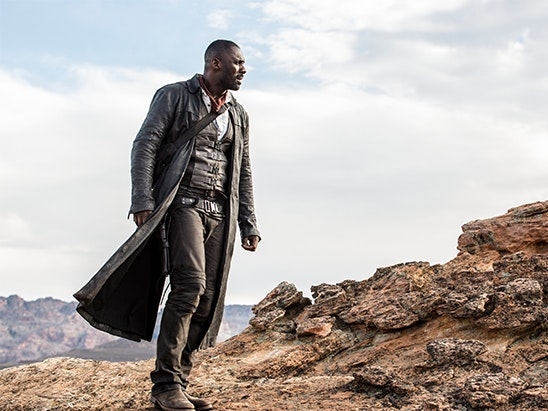 Blu-Ray of The Dark Tower! sweepstakes