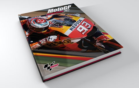 MotoGP Season Review Book 2017 sweepstakes
