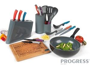 Progress kitchen goodies competition