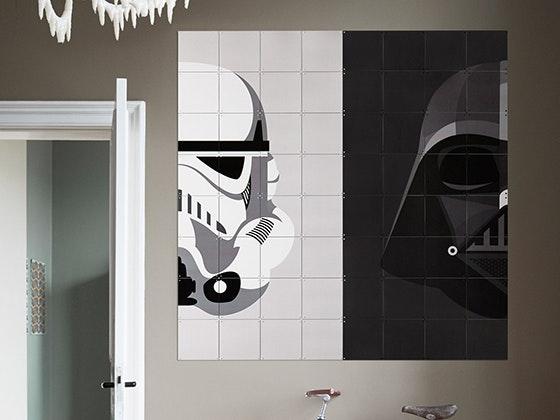 IXXI verlost Darth Vader-Stormtrooper Motiv Gewinnspiel