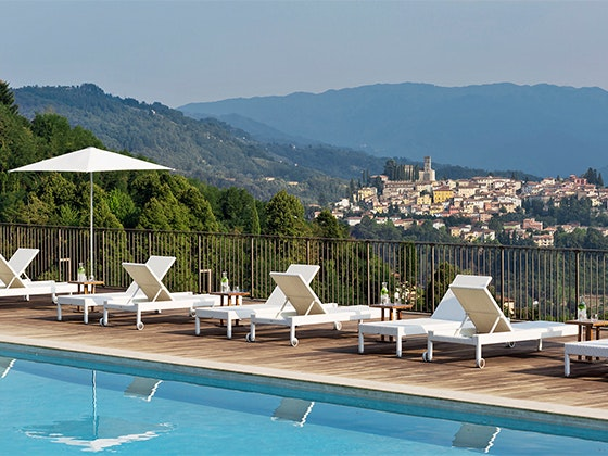 The Renaissance Tuscany Il Ciocco Resort & Spa in Italy sweepstakes