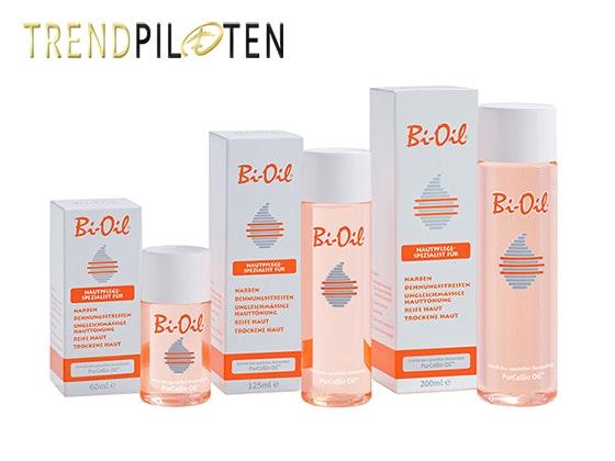 Bi-Oil der Hautpflege-Spezialist Gewinnspiel