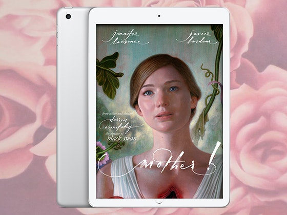 mother! on Digital HD + 32GB iPad sweepstakes