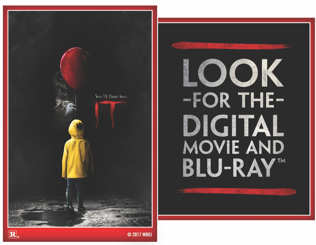 """IT"" on Digital sweepstakes"