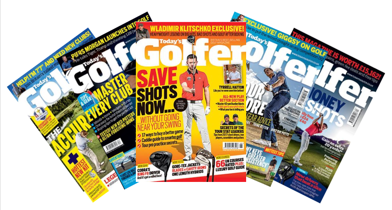 WIN A 6 Month Subscription to Today's Golfer sweepstakes