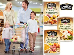 Cross   blackwell  500 supermarket vouchers competition