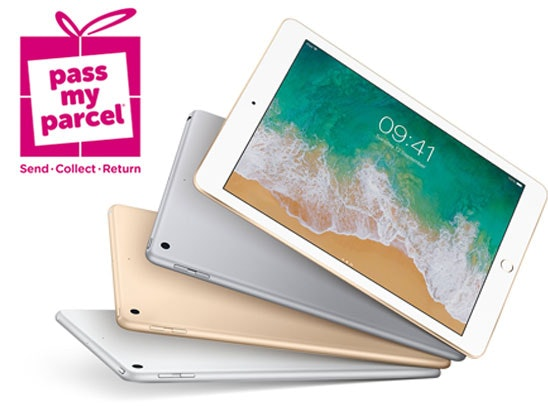 an Apple iPad sweepstakes