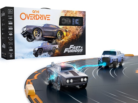 Anki OVERDRIVE: Fast & Furious Edition sweepstakes
