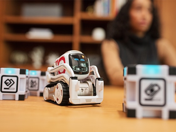 Cozmo Collector's Edition from Anki sweepstakes