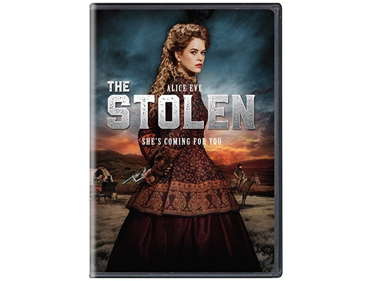 THE STOLEN ON DVD sweepstakes