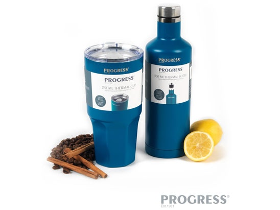 Progress thermal cup and thermal bottle morrisons competition