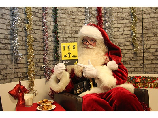 Santa gas safe