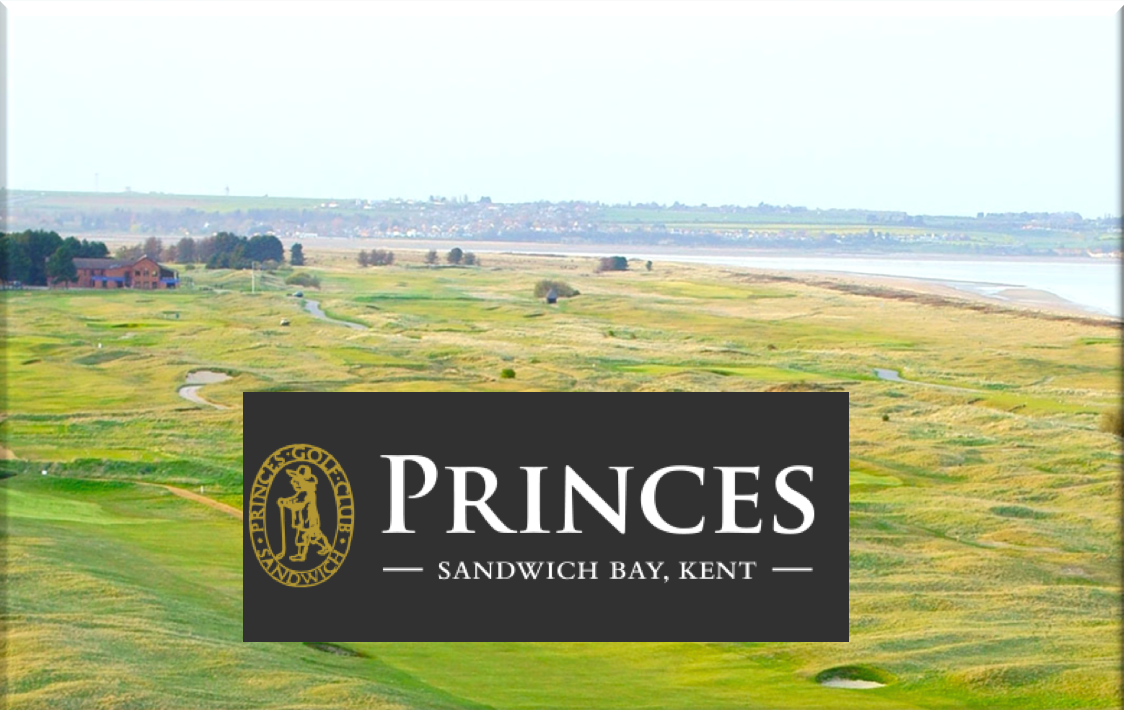 WIN A 2-BALL AT PRINCE'S GOLF CLUB  sweepstakes