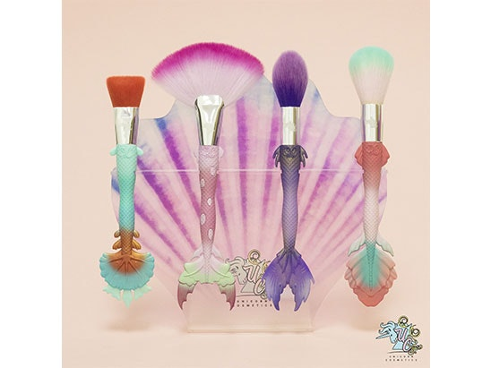 Unicorn Cosmetics brush set sweepstakes
