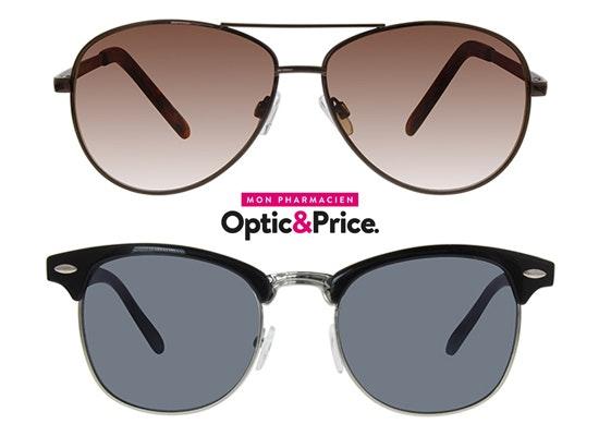 Lunettes optic price
