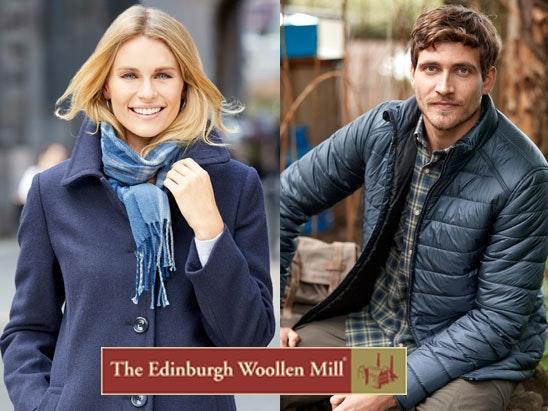 The edinburgh woollen mill competition