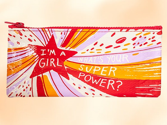 Powerful #GirlBoss Pouch sweepstakes