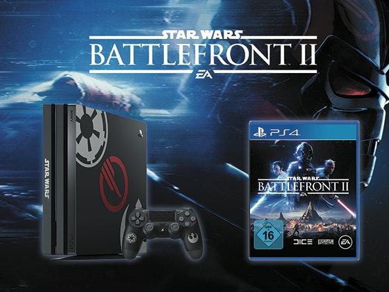 Star Wars Battlefront II mit PS4 Gewinnspiel