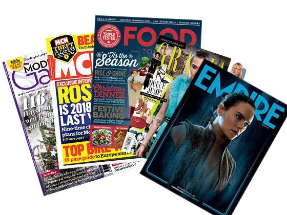 Magazine fan