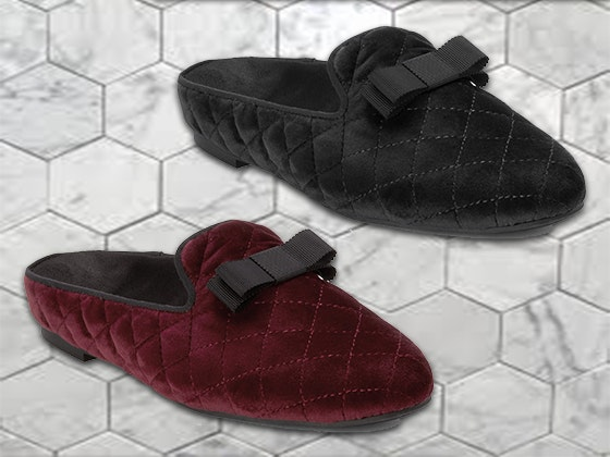 Vionic Eloise Slip-On Mules Slippers sweepstakes