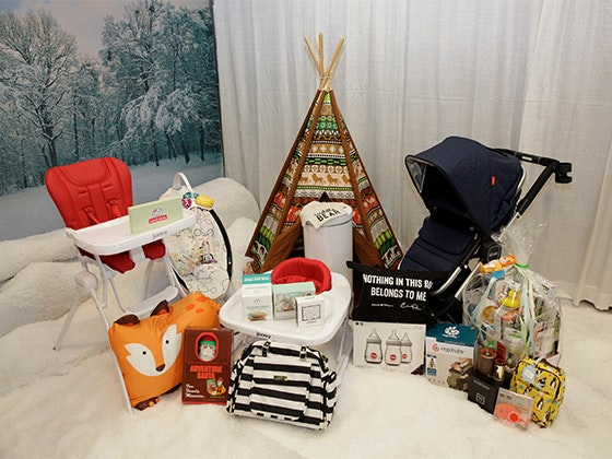 Santas secret workshop swag bag giveaway