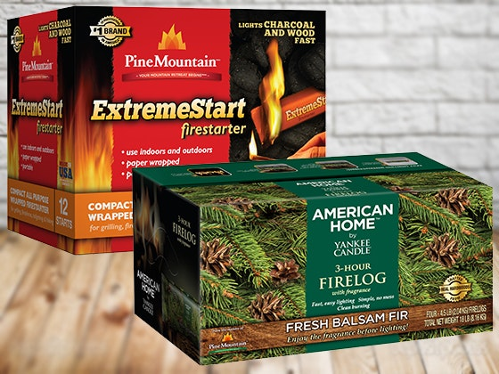 Pine Mountain Firelogs and Firestarters sweepstakes
