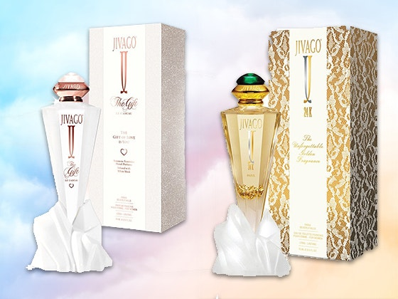 JIVAGO Fragrances sweepstakes