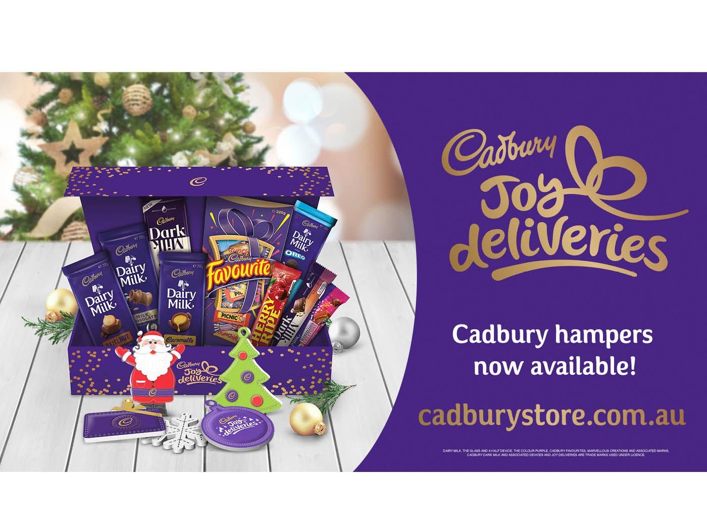 cadbury hampers sweepstakes