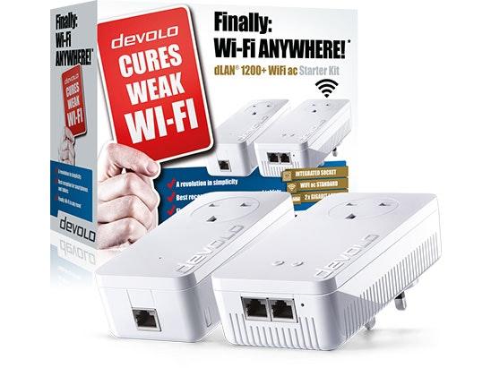 Devolo wifi starter kit sweepstakes