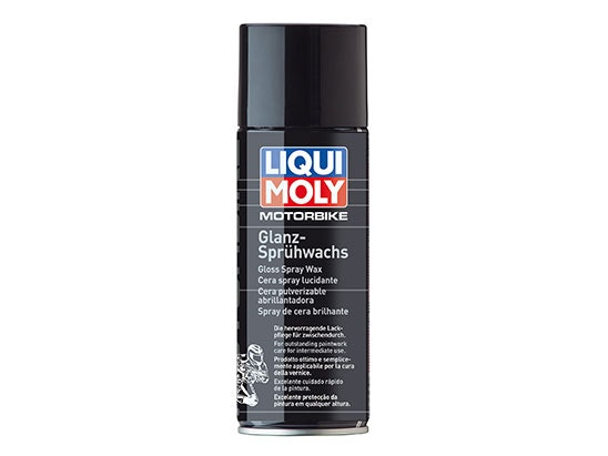 Liqui Moly Gloss Wax Spray sweepstakes