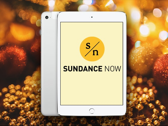 Year Subscription to Sundance Now + an iPad mini 4 sweepstakes