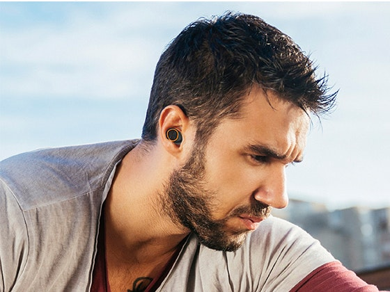 Motorola VerveOnes+ ME Wireless Earbuds plus a Motorola Sphere+ 2-in-1 Bluetooth® Speaker with Over-Ear Headphones sweepstakes