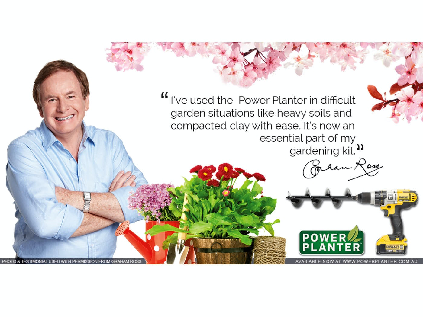 Power Planter 307 207 sweepstakes