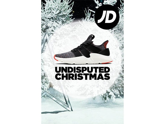 £50 JD Sports Voucher sweepstakes
