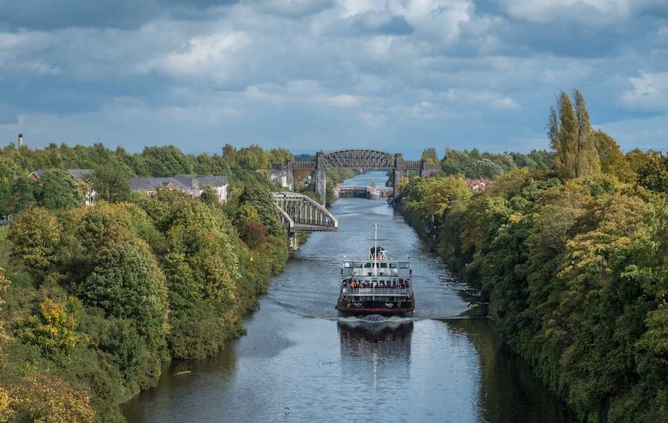 MANCHESTER SHIP CANAL CRUISE  sweepstakes
