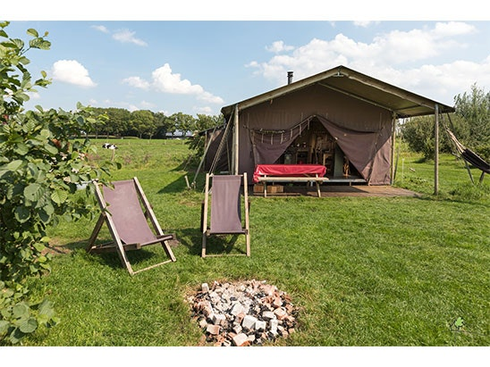Three-night glamping stay at Feather Down sweepstakes