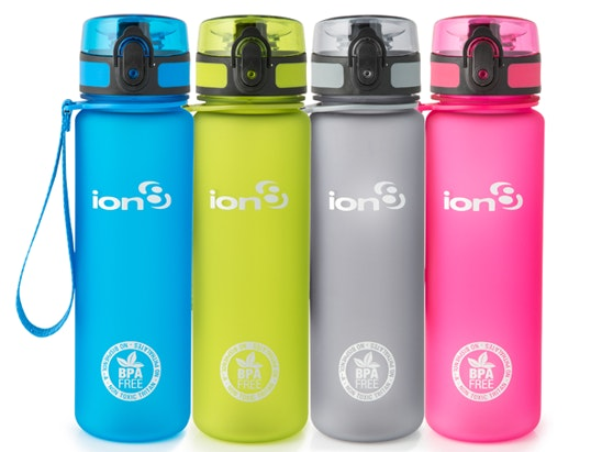 an Ion8 Leak Proof Cycling Water Bottle sweepstakes