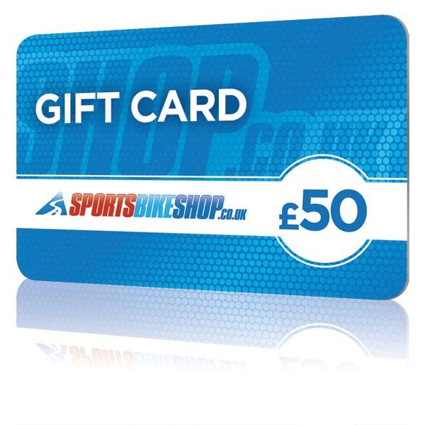 £50 SportsBikeShop Gift Voucher sweepstakes