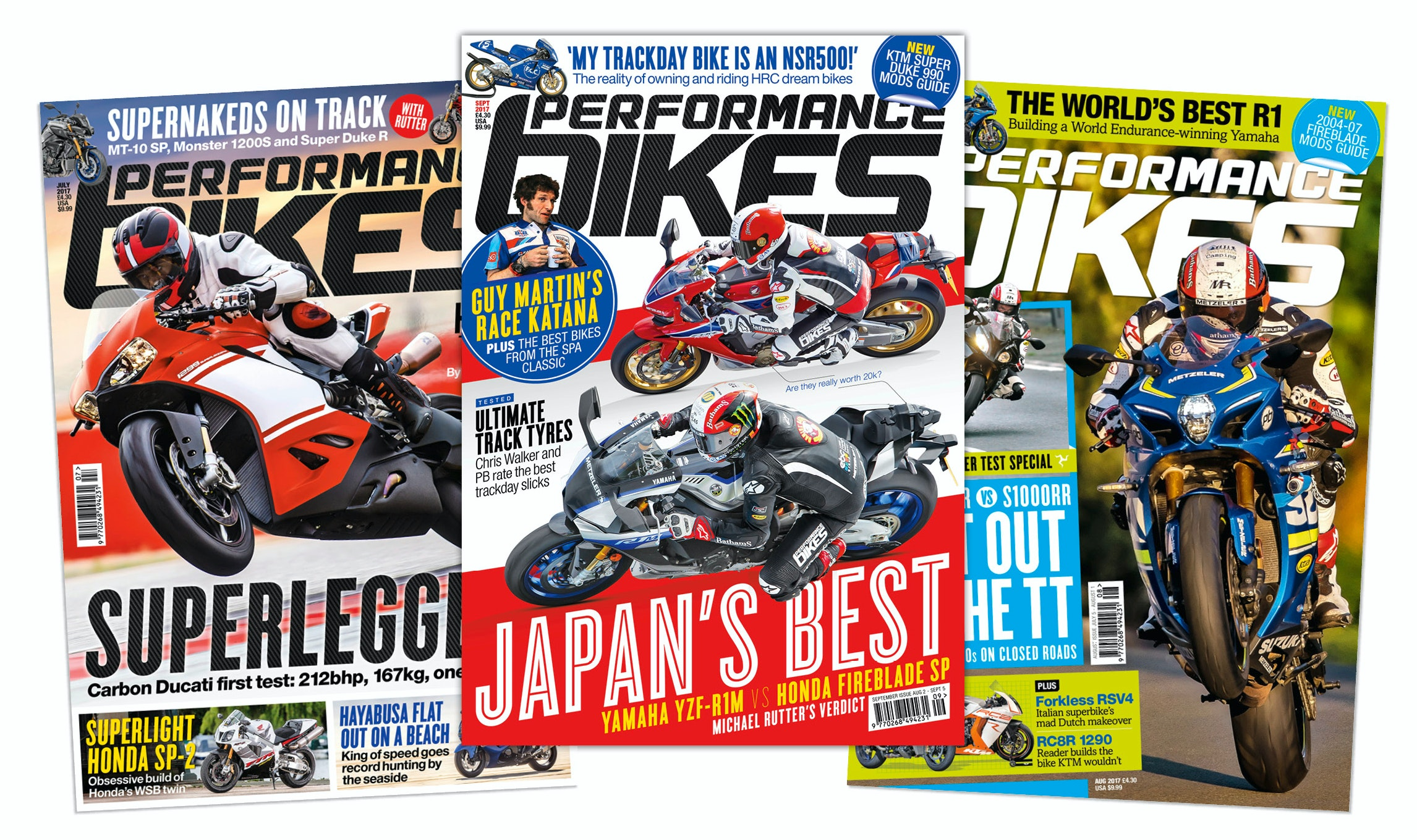 12 month subscription to Performance Bikes magazine sweepstakes