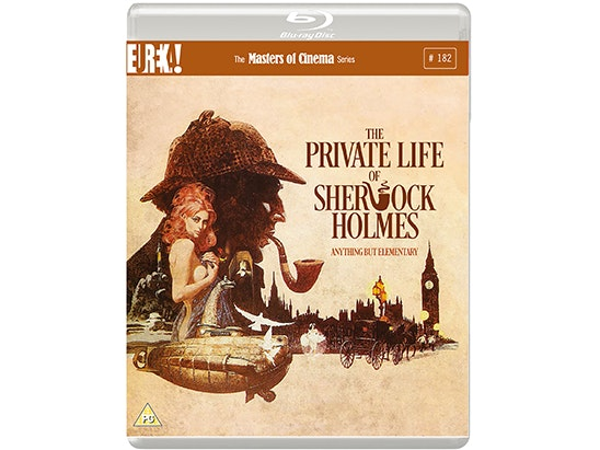 THE PRIVATE LIFE OF SHERLOCK HOLMES Blu-ray sweepstakes