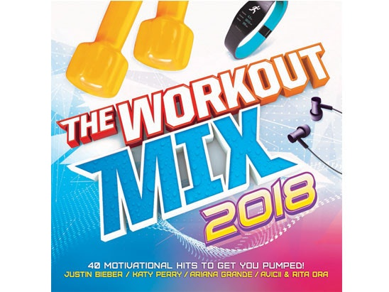 The workout mix cd competition