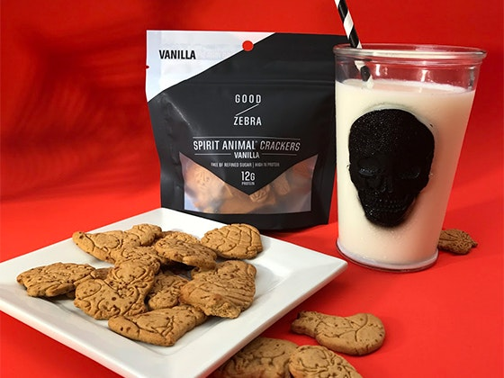 Good Zebra Healthy Snack Bundle sweepstakes