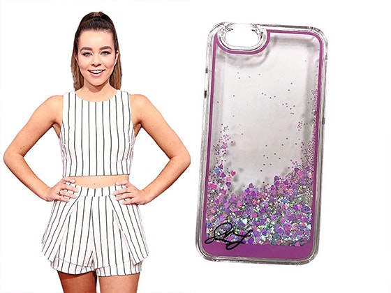Sierra Furtado's Signed Phone Case sweepstakes