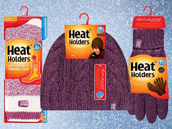 Heat holders giveaway 1