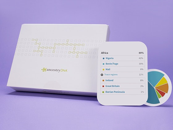 AncestryDNA Kit sweepstakes