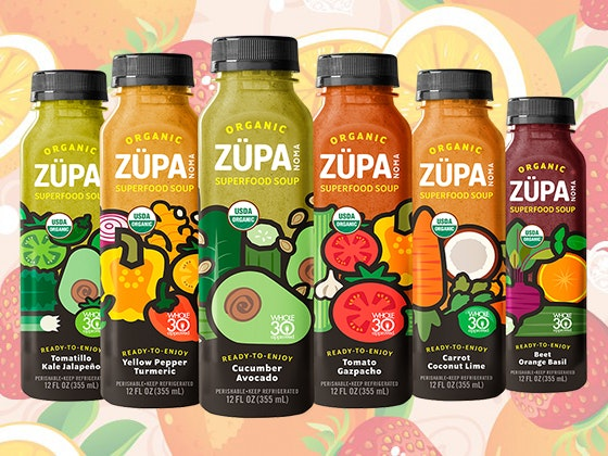 ZÜPA NOMA Superfood Soups sweepstakes