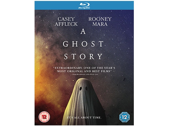A Ghost Story on Blu-ray  sweepstakes