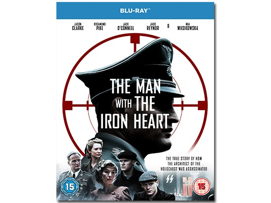 The Man With The Iron Heart on Blu-ray sweepstakes