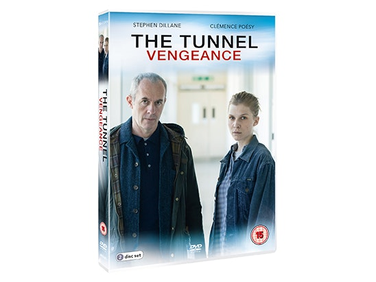 The Tunnel: Vengeance on DVD sweepstakes