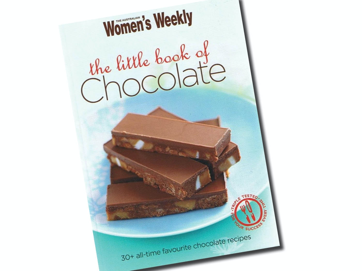 aww chocolate cook book sweepstakes